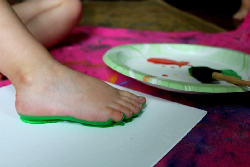 foot-print-project