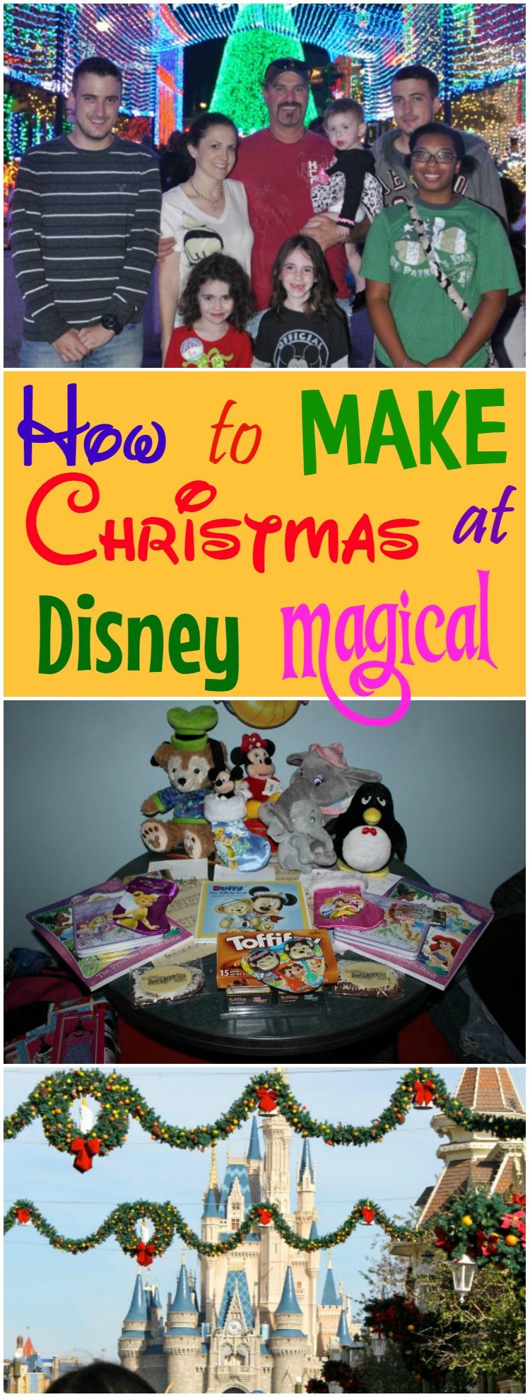 How to make Christmas at Walt Disney World magical with your family
