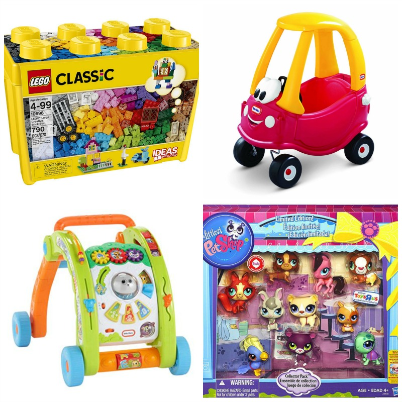Classic toys for all ages