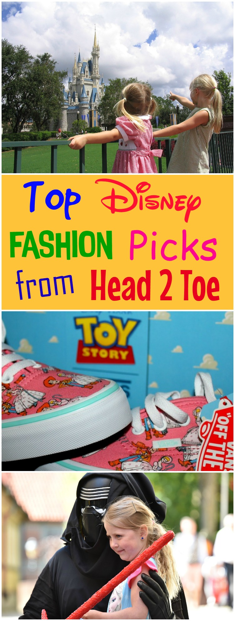 My Fashion Picks perfect while visiting Walt Disney World
