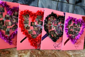 Valentine Picture Craft for Kids