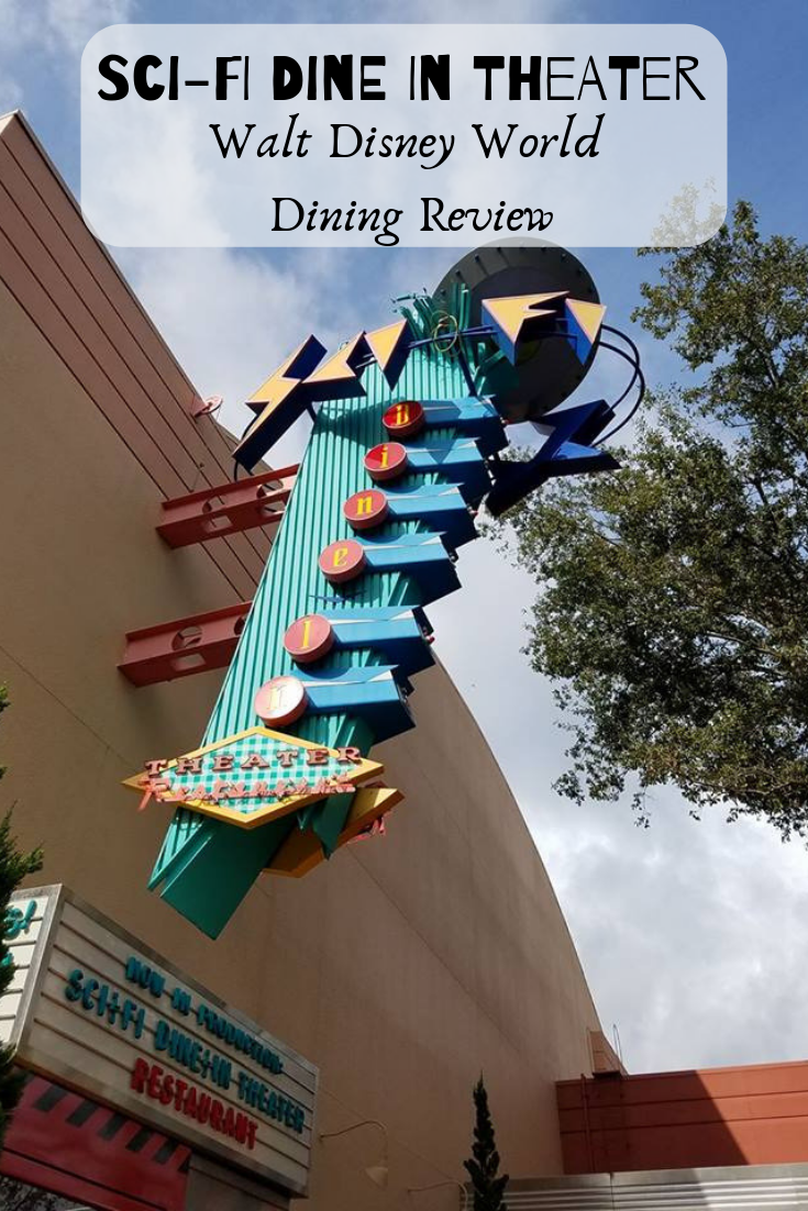 For fun and to help anyone trying to choose where to eat, here is my Sci-Fi Dine-In Theater at Walt Disney World Dining Review.