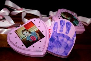 Valentine's Day Handprint Craft for Kids