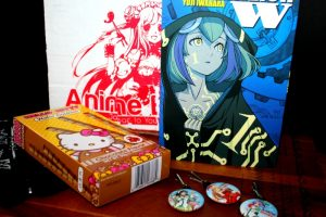 Anime Bento Unboxing and Review