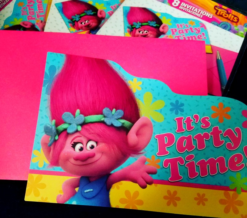 Plan A Trolls Themed Birthday Party