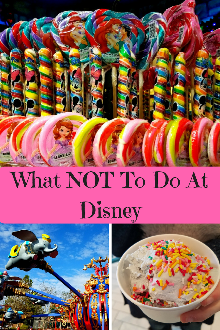 Disney is magical and expensive so be prepared. Here is What Not to do at Disney.