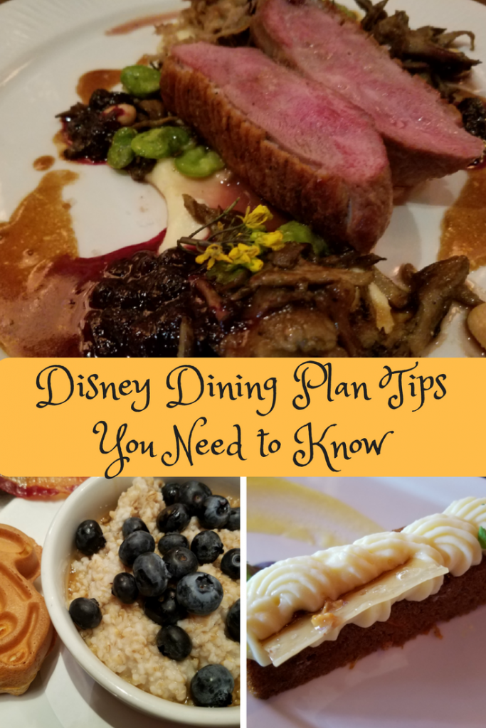 The Disney Dining Plan can be quite pricey, so make sure that you read these important tips.