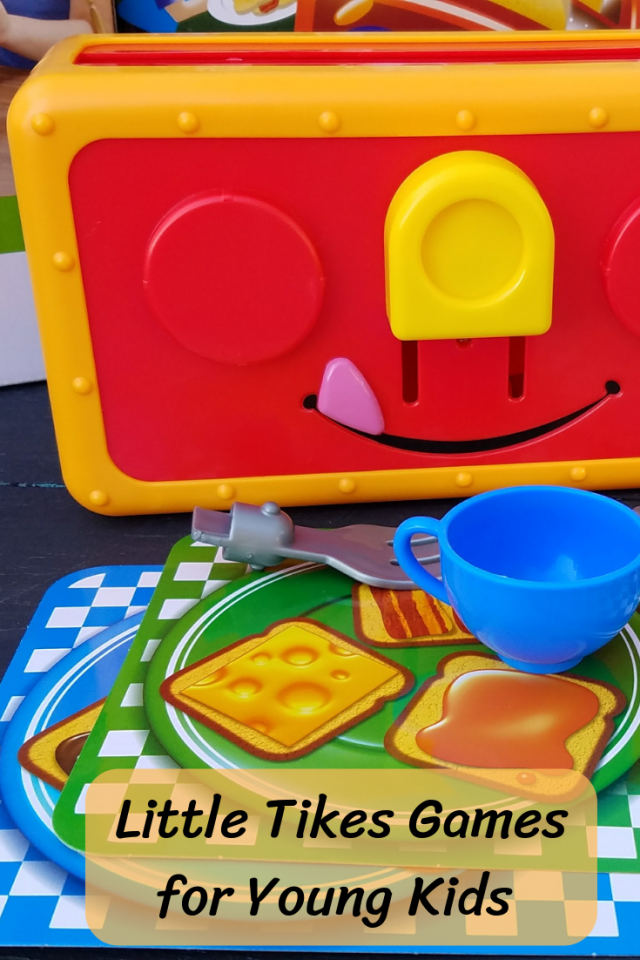 It is important to choose games for your kids that will help them learn and grow. Check out these Little Tikes games that are perfect for your young kids.