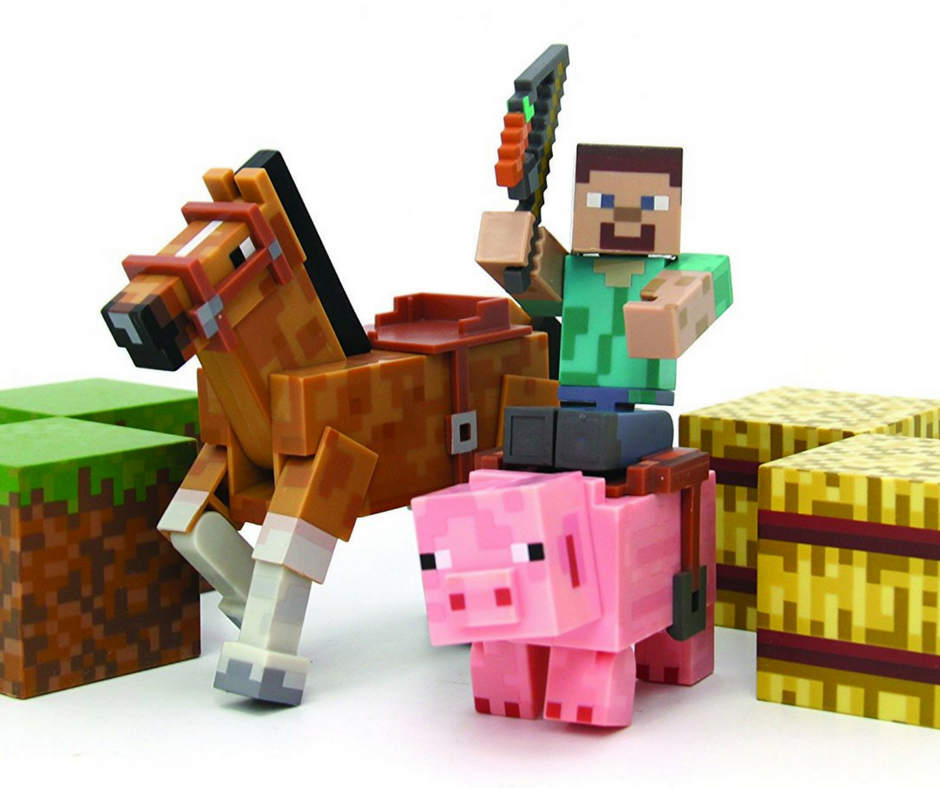 If you have a gamer, here are some toys that your kids will love.