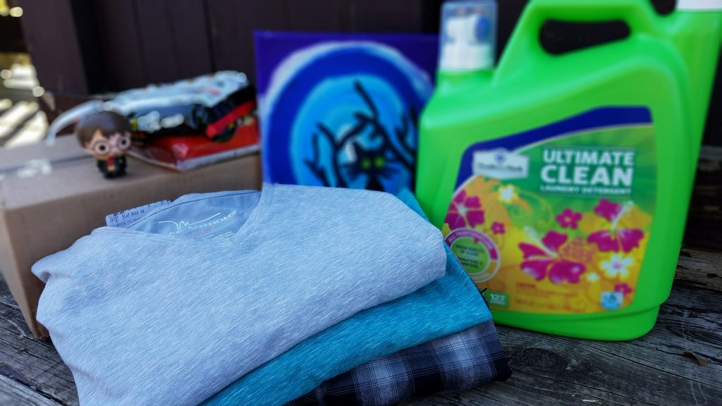Let Member's Mark Ultimate Detergent help you create the perfect care package.