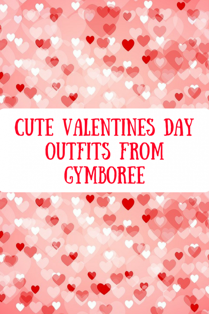 Gymboree has the cutest Valentines Day outfits that are perfect all year round! Here are a few of my favorites.