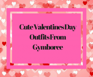 Cute Valentines Day Outfits from Gymboree