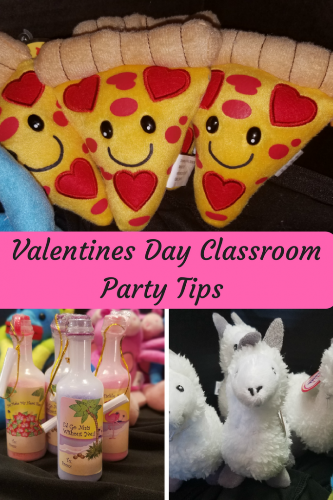 Oriental Trading has a wide variety of items that can make your Valentines Day planning for your child's classroom a lot easier.