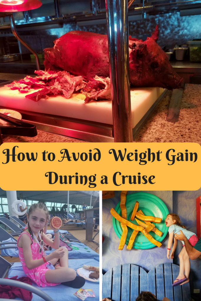 It is almost impossible not to gain weight during a cruise. During my next cruise with Royal Caribbean, I plan on trying not to gain weight and here are a few ways I will try.