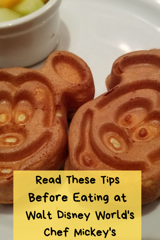 Disney buffets are the best. Like most Disney food establishments Chef Mickey's is expensive so I wanted to share Chef Mickey's Tips You Need to Know.