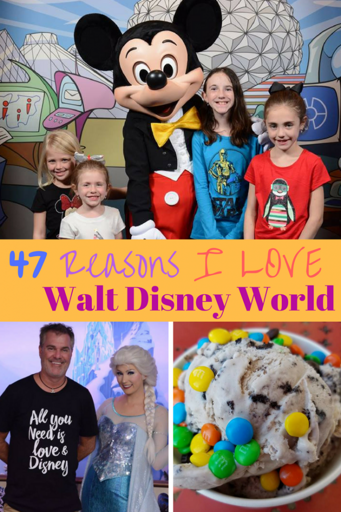 If you are planning on visiting Walt Disney World, here are 47 Reasons Why I Love Walt Disney World