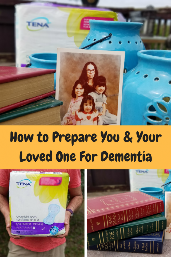 It's important to be as prepared as possible when your loved one is diagnosed with dementia. Here are a few ways you can be ready.