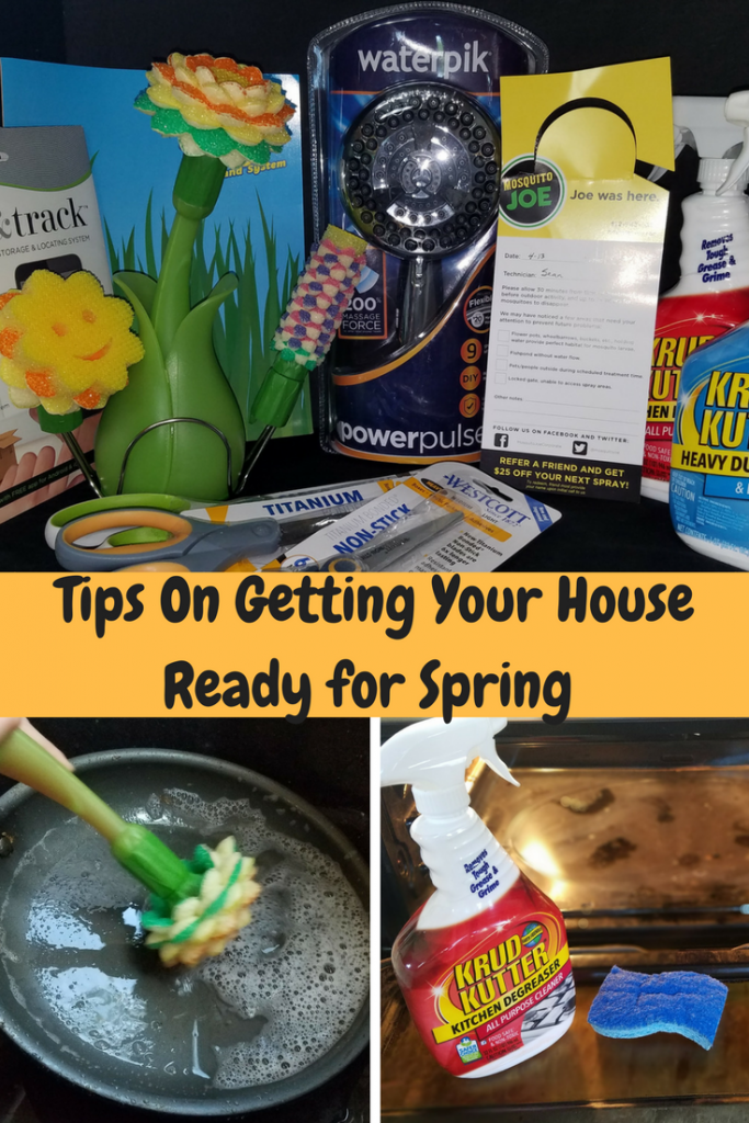 Spring is here and there was so much I had to do to get ready. Here are a few ways I get ready for spring.
