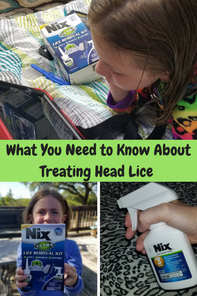 When your child comes home with head lice it can be scary and stressful. Here are some tips on treating head lice and how NIX can help.