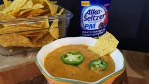 Spicy Jalapeno Chili Queso Dip