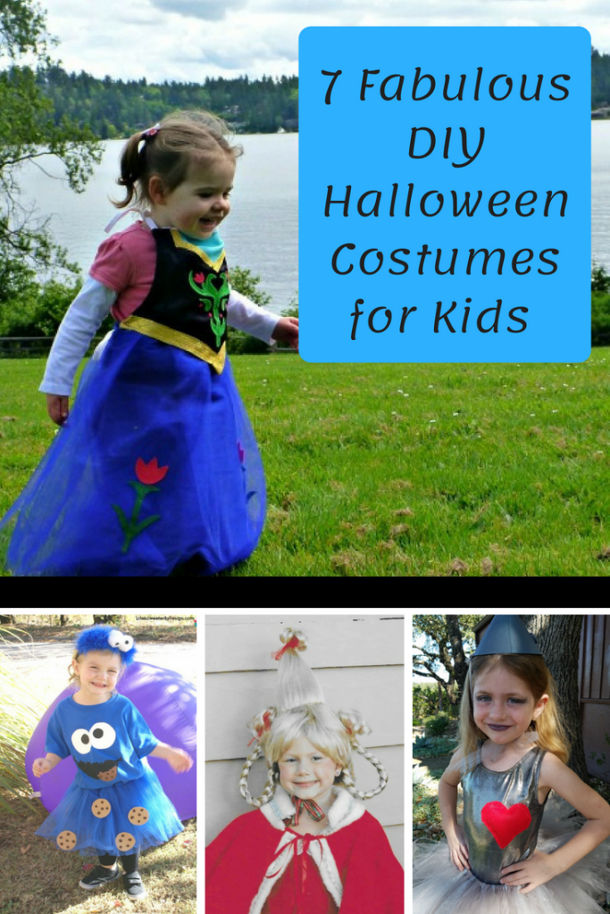 I love DIY Halloween costumes especially when I am on a budget. Here are a few very cute and simple DIY Halloween costumes you can make for your little one.