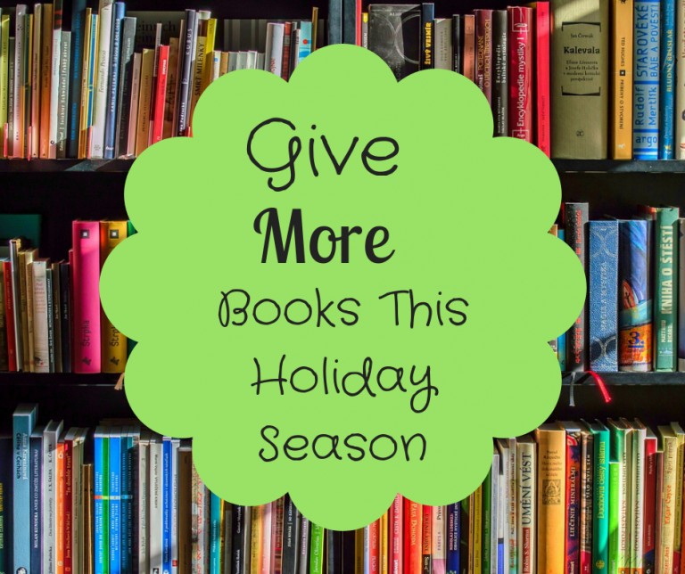 Books are perfect for all ages and are the perfect gifts for everyone.