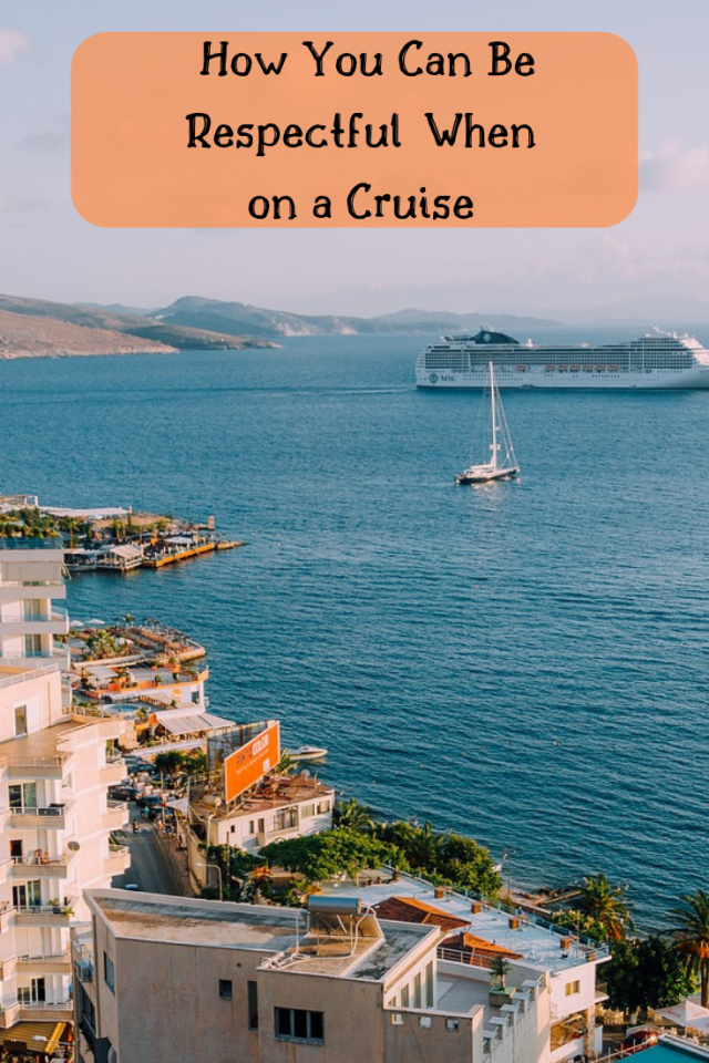When you are on a cruise you are around a lot of the same people for an extended period of time, so it's important that you remember to use certain cruise etiquette.
