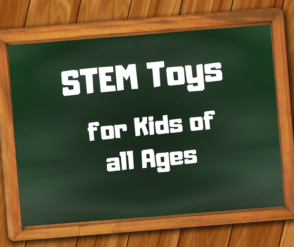 STEM Toys for Kids of All Ages - House of Fauci's