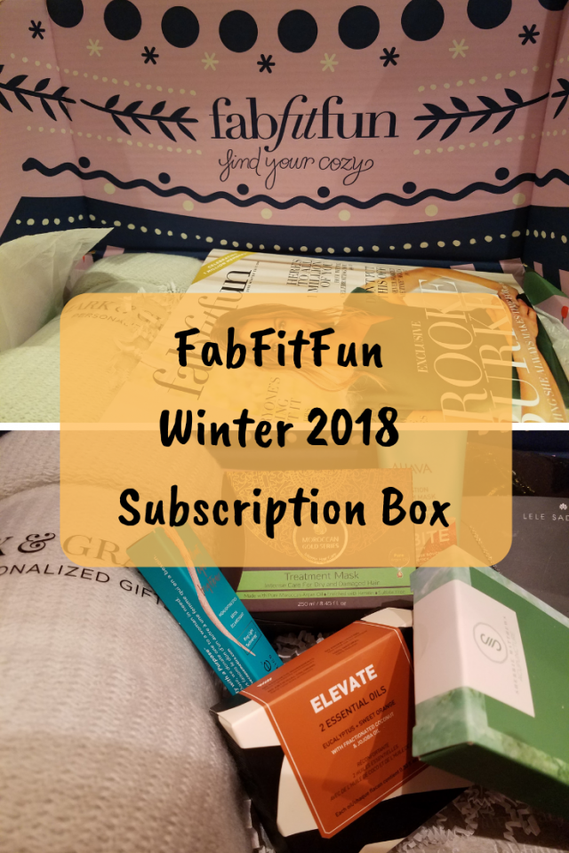 FabFitFun is an amazing seasonal subscription box that is perfect for women of all ages. Take a look at the winter box and sign up for the next seasonal box. It's totally worth it.