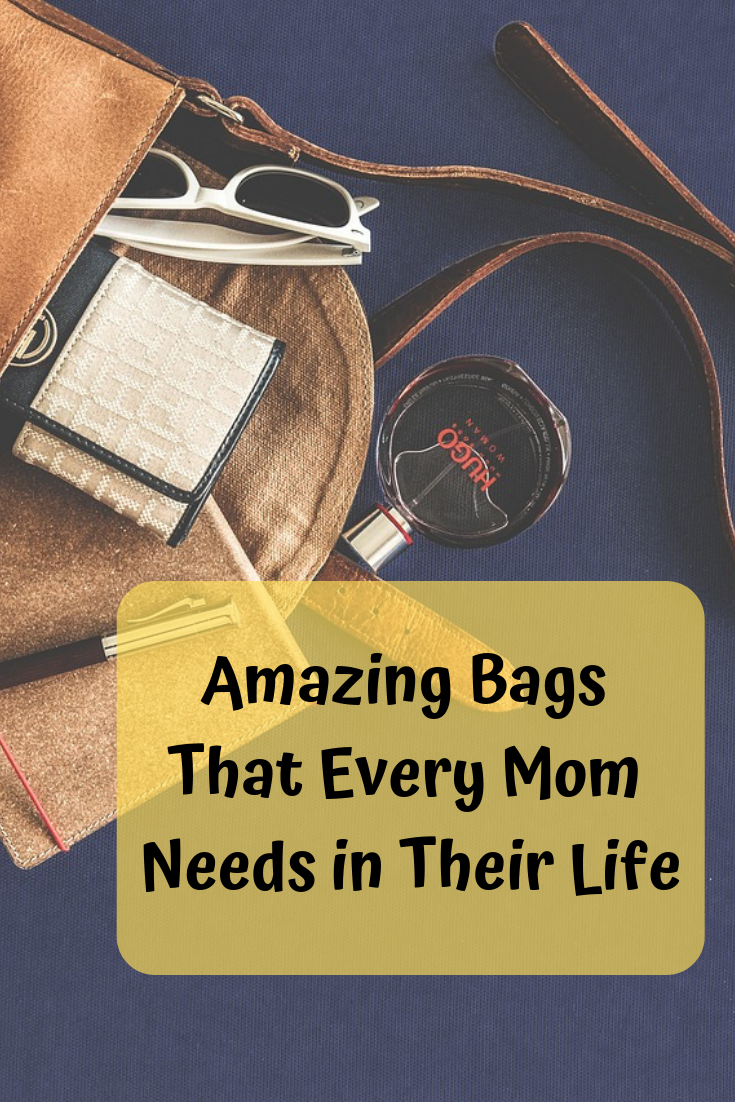 The right bag can make whatever errand you are on easier and less stressful. I know it might sound silly, but trust me, there are a few amazing bags that every mom needs in their life so that their days run a lot smoother.