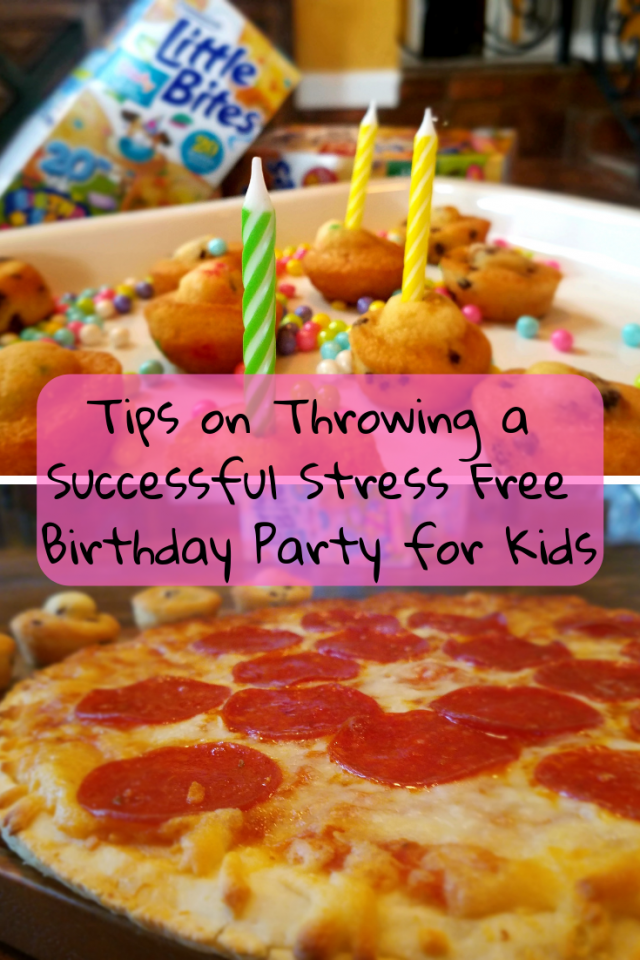 If you are planning a birthday party, I have compiled some helpful tips on throwing a successful stress-free birthday party for kids.