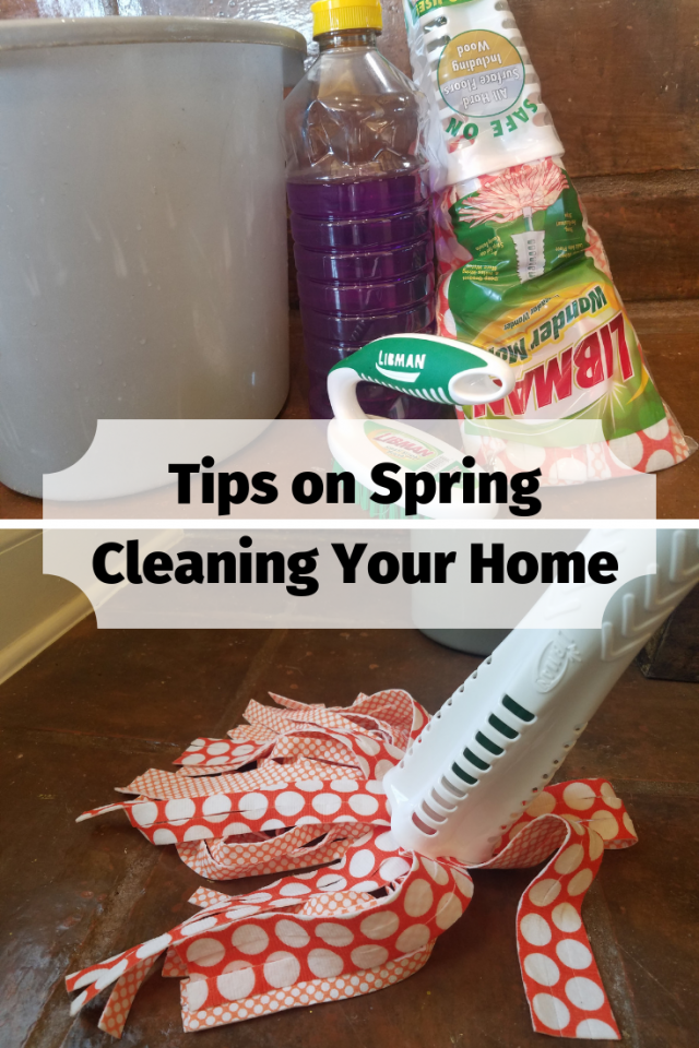 #ad If the change in season has you wanting to start cleaning, before you start, read my Tips on Spring Cleaning Your Home.