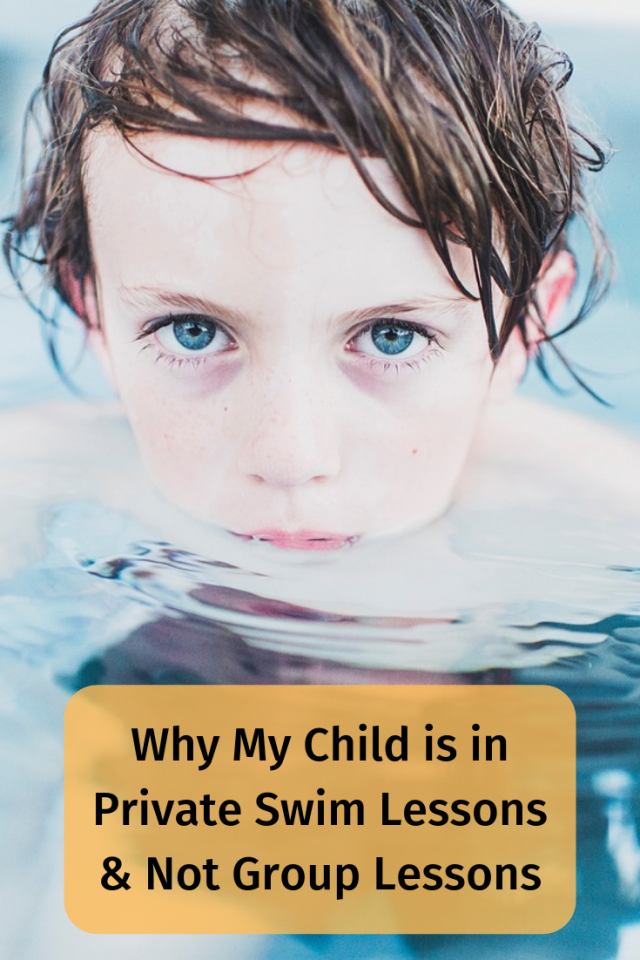After I signed my girls up for swim lessons at a public facility, Little did I know that I would soon be removing them from these classes and signing them up for private swim lessons with a personal swim coach. Since summer is right around the corner, I want to share with you why I put my daughter in private swim lessons.