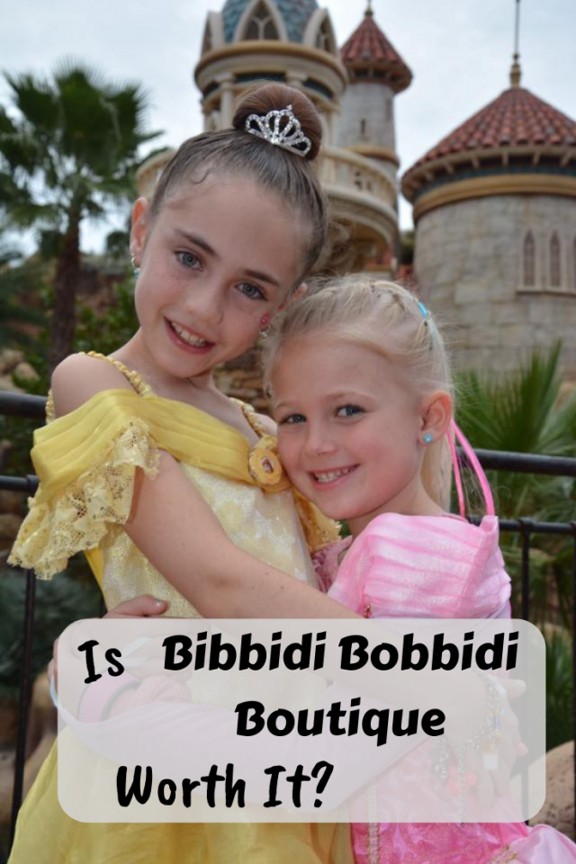 Even with the amazing memories and experiences that Bibbidi Bobbidi Boutique created, I have to ask myself if I would spend the money and time on Bibbidi Bobbidi Boutique again and if Bibbidi Bobbidi Boutique is really worth it.