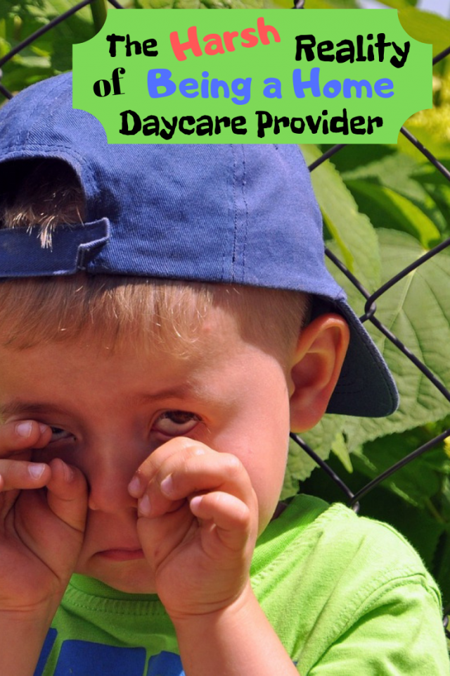 Home daycare providers, just like school teachers, work very hard to protect and care for your children. With that said, it's important to fully understand what they do through on a daily basis while your kids are in their care.
