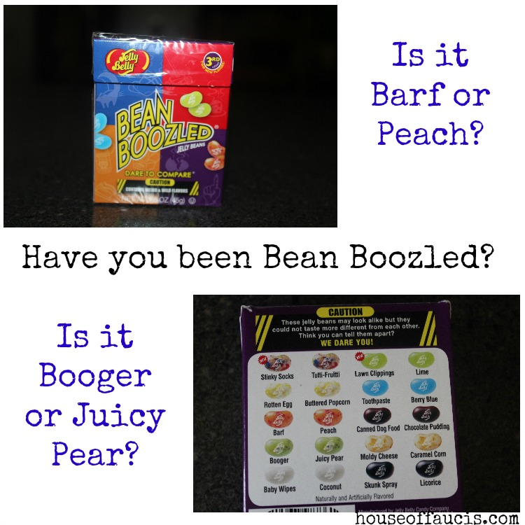 Have you been Bean Boozled?