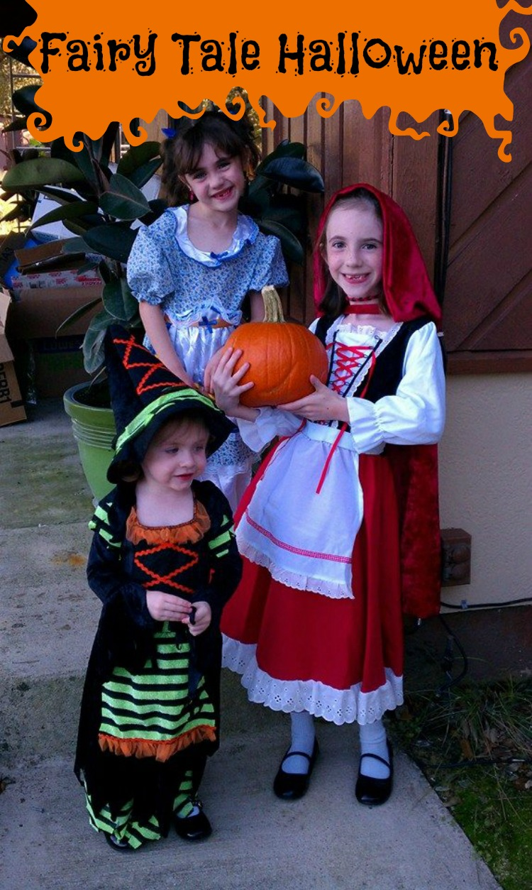 Fairy Tale Halloween