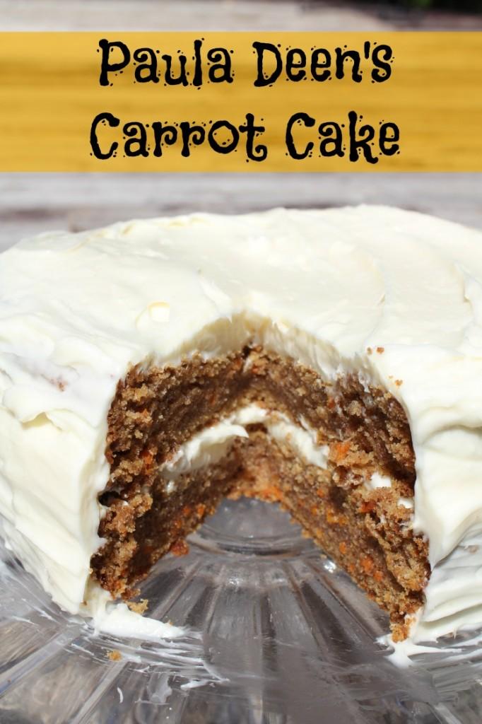 Carrot Cake - House of Faucis
