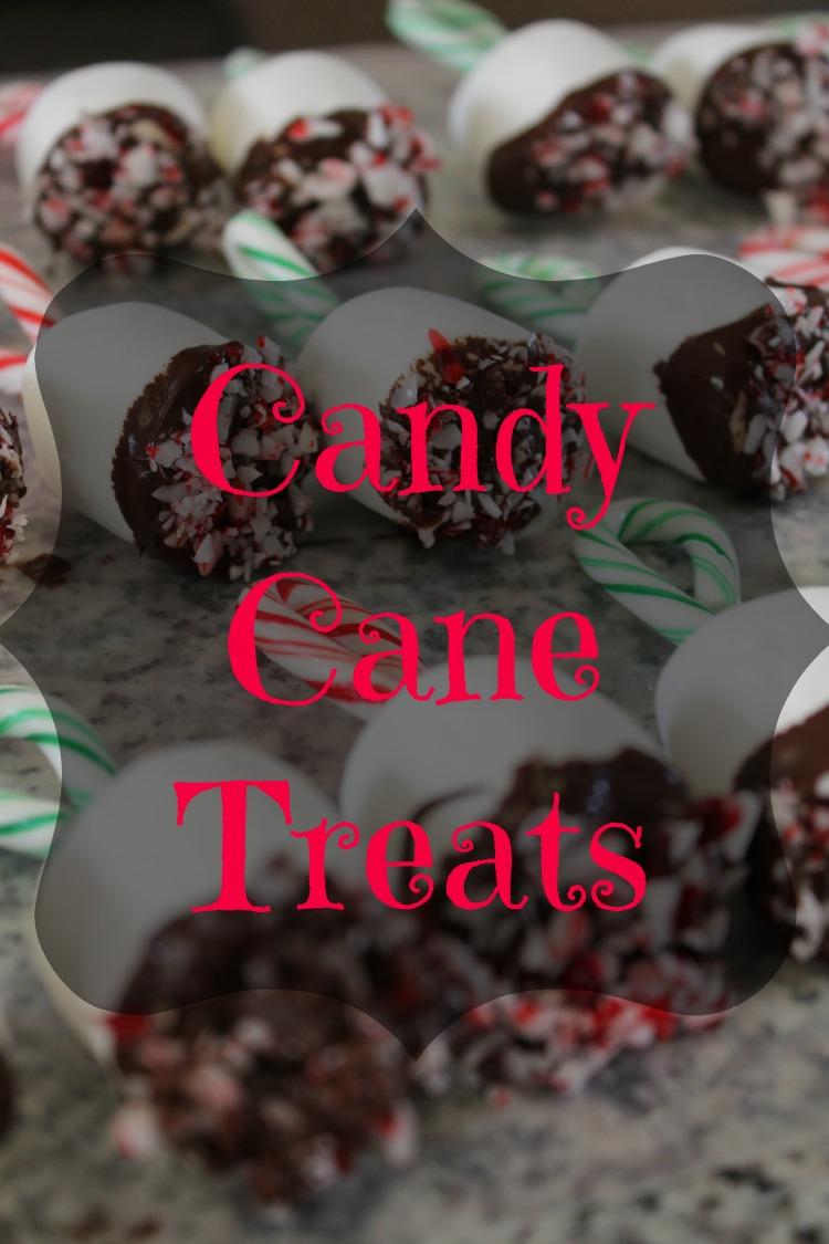 Candy Cane Treats