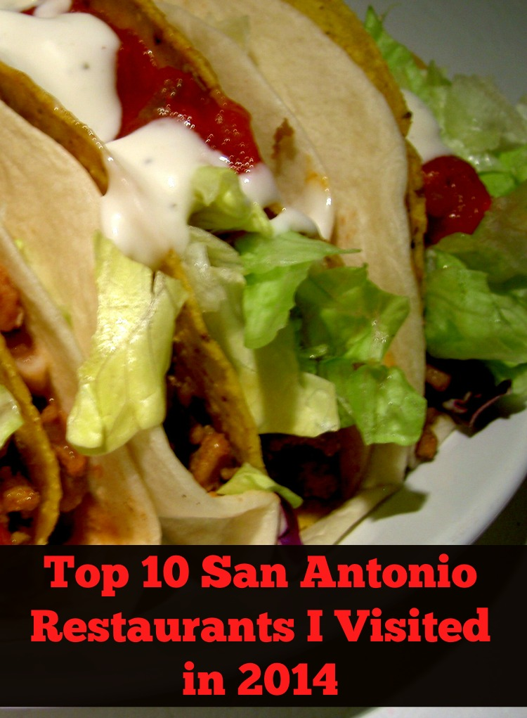 Top 10 San Antonio Restaurants in 2014