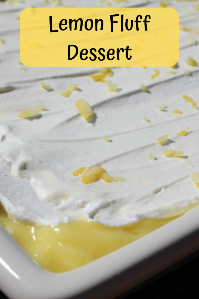 A light and fluffy dessert that is perfect for Easter, family gatherings, and picnics. It's also easy to make.