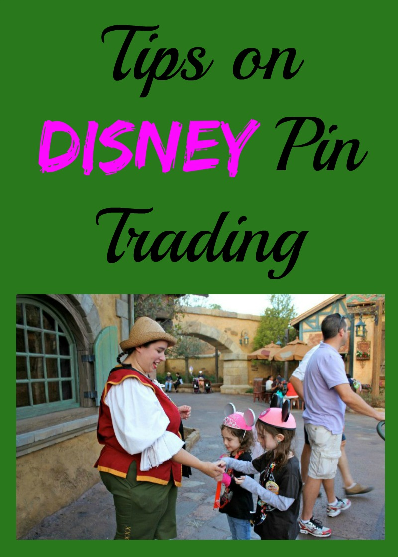 Tips on Disney Pin Trading