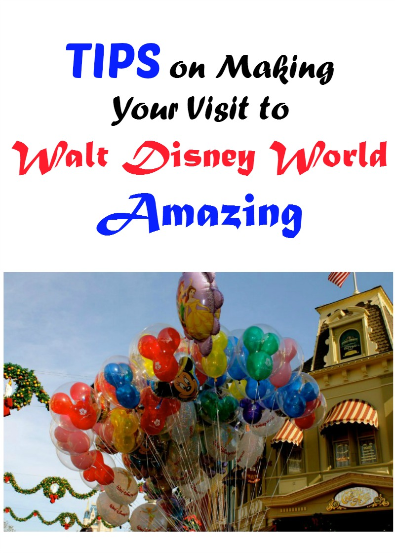 Tips to Making Your Visit to Walt Disney World Amazing