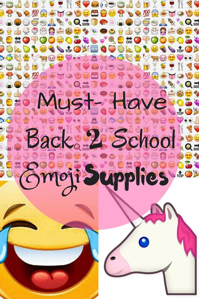 Fashion Back To School Supplies