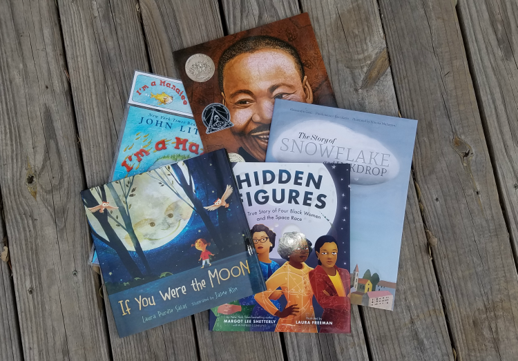 A monthly subscription for kids that encourages reading.