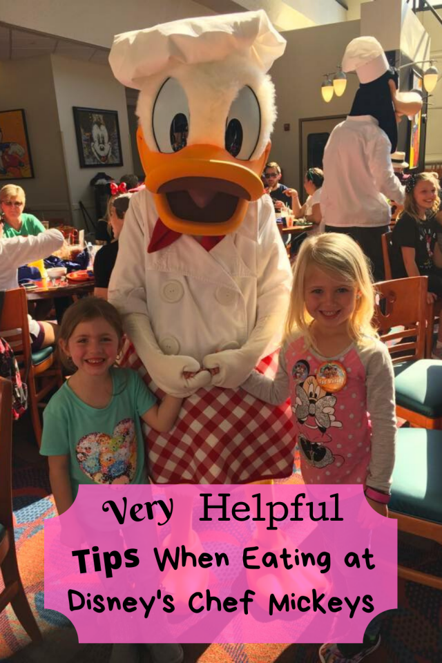 Chef Mickeys at Walt Disney World is a very popular, family friendly but expensive buffet, so read these tips before you make your reservation.