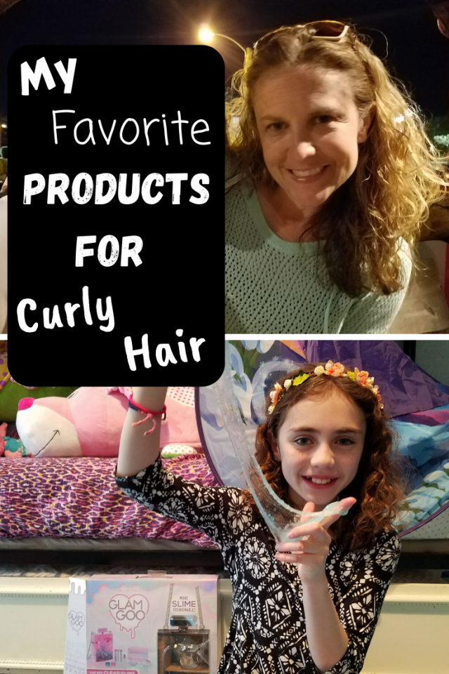 As someone that has curly hair, I know how hard it is to find the right products. Here is a list of my favorite products for curly hair.
