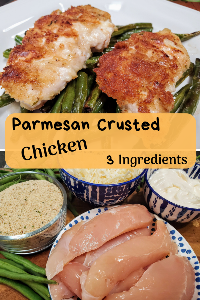This 3 ingredient chicken recipe is not only easy to make but it tastes amazing! It is a meal that your kids will love to eat.