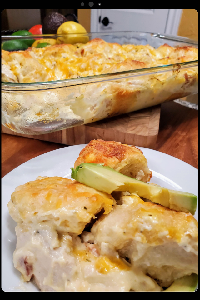 Chicken and Dumplings Casserole is the perfect quick and easy meal to prepare for your family. It is easy to make and tastes amazing.
