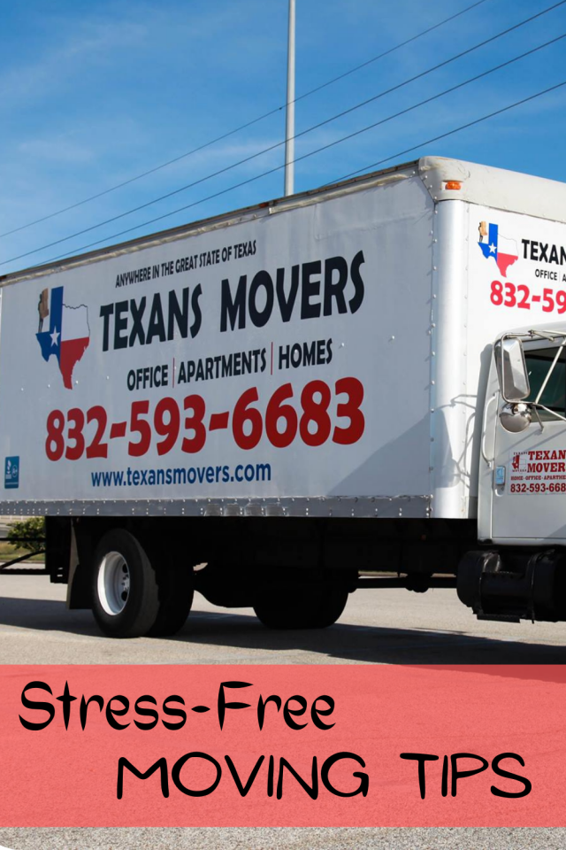 Moving is not easy and since it is not something we do everyday, it can be stressful. Here are some Tips for a Stress-Free Moving Experience.